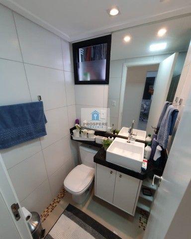 Apartamento de 2 quartos, finamente decorado em Pernambués - Foto 13