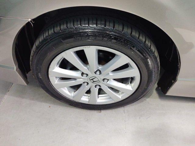 HONDA CIVIC Sedan LXS 1.8/1.8 Flex 16V Aut. 4p BLINDADO - Foto 13