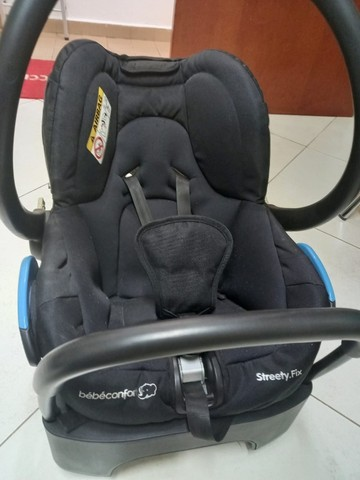 Bebê Conforto com base para carro - Streety Fix Com