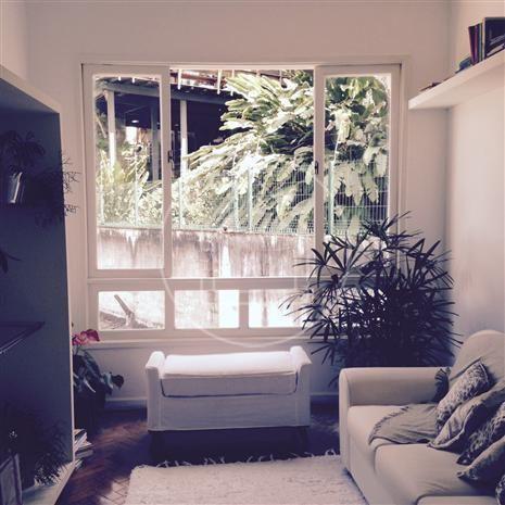 Apartamento à venda com 2 dormitórios em Jardim botânico, Rio de janeiro cod:830805