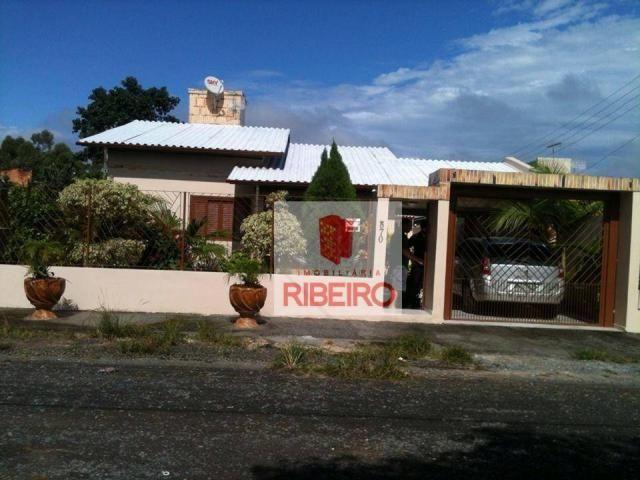 Casa residencial à venda, Lagoão, Araranguá.
