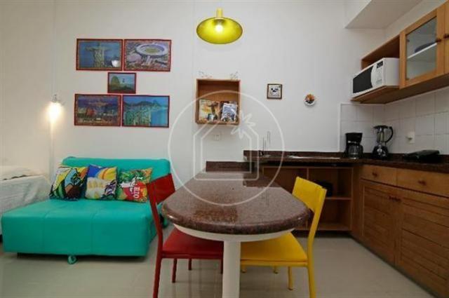 Apartamento à venda com 1 dormitórios em Copacabana, Rio de janeiro cod:832664 - Foto 13