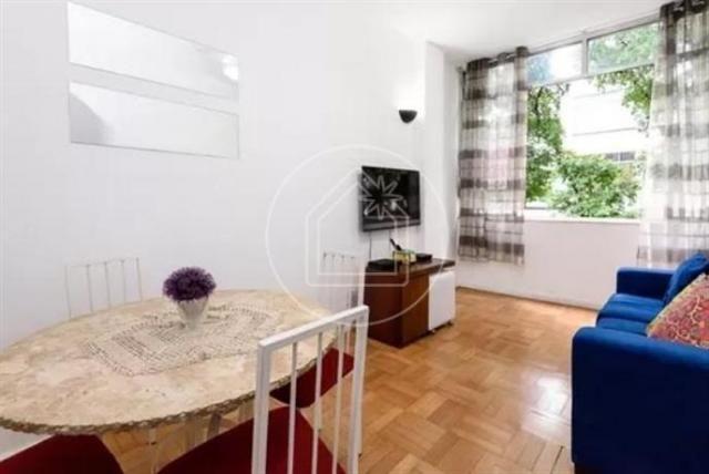 Apartamento à venda com 2 dormitórios em Botafogo, Rio de janeiro cod:806143 - Foto 5