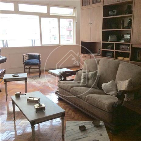 Apartamento à venda com 5 dormitórios em Copacabana, Rio de janeiro cod:267685 - Foto 3