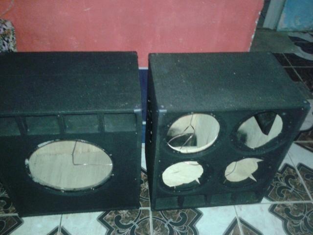2 caixa de som promoção