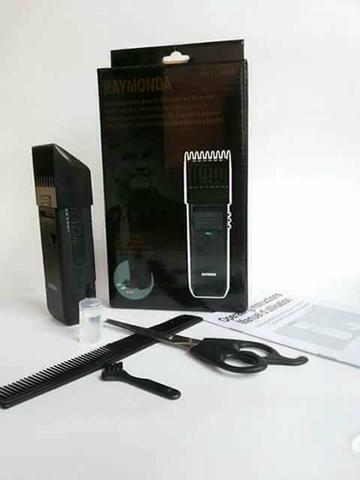 Para barba cabelo faz acabamento perfeito garantia novas