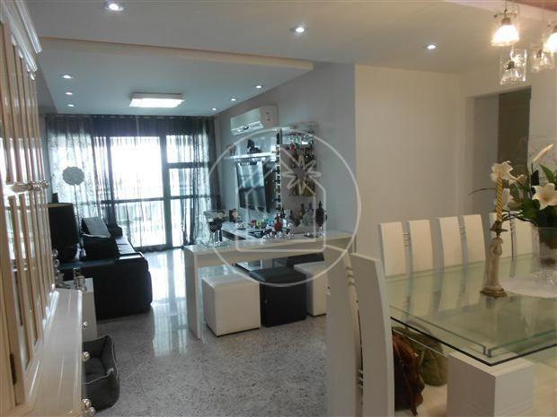 Apartamento à venda com 4 dormitórios em Barra da tijuca, Rio de janeiro cod:782770