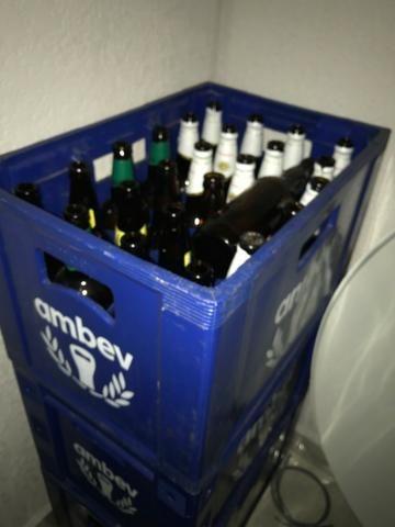 Grade Cerveja com 24 cascos - Ambev