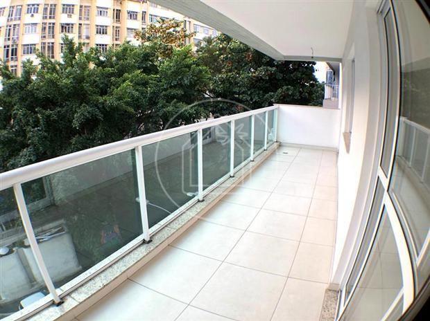 Apartamento à venda com 3 dormitórios em Botafogo, Rio de janeiro cod:831344