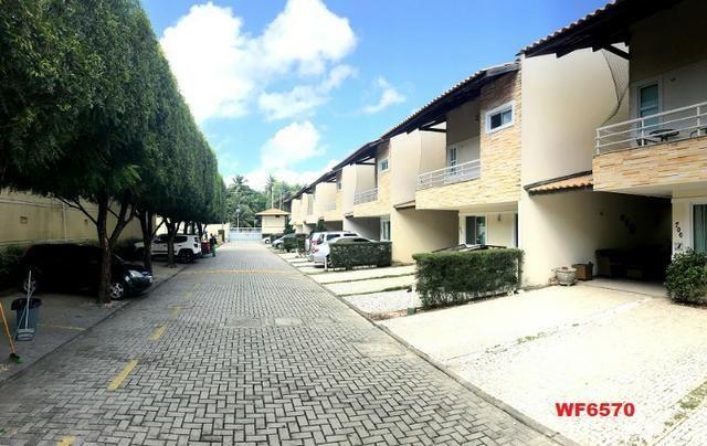 CA1322 Laguna Ville, casa em condomínio com 4 suítes, 3 vagas, área de lazer completa - Foto 16