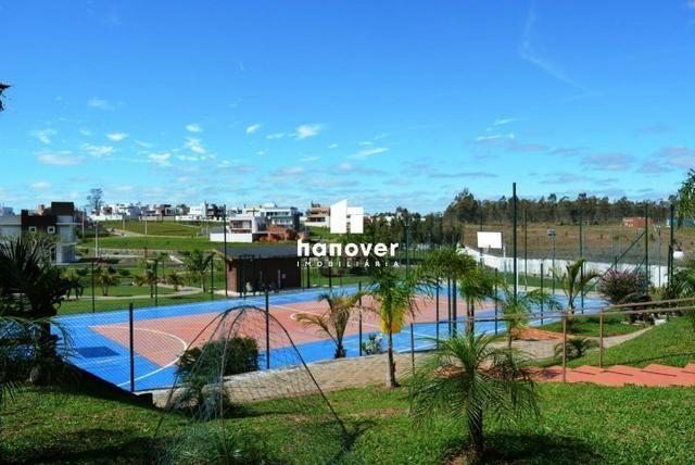 Terreno no Excelente Condomínio Parque das Oliveiras, Portaria 24h, Área Verde - Tomazetti - Foto 15