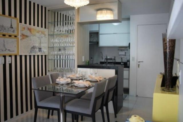 Fioreto Home Club, apartamento com 2 quartos no Guararapes - Foto 4