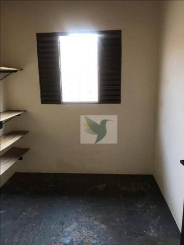 Casa com 2 dormitórios para alugar, 85 m² por r$ 1.250/mês - residencial bela vista - Foto 11