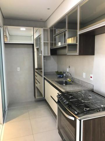 Vendo/aluguel apt no flamboyant semi-mobiliado - Foto 15