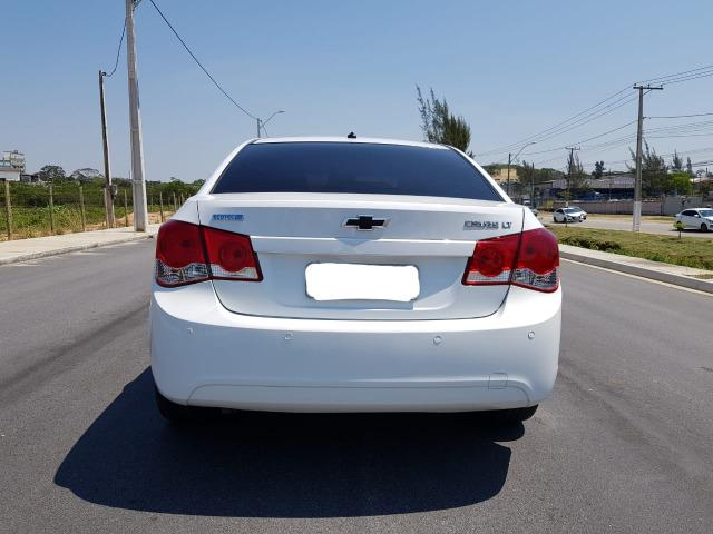 Cruze LT - Automático - Impecável - Branco - 2012 - Foto 5