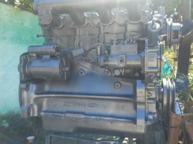 Motor Diesel 4 Cc Trator Ford 4600 5600 6600 F4000 , - Foto 2