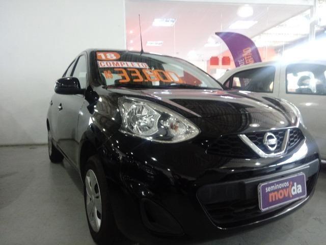 Nissan March 2019 Barato!!! - Foto 4