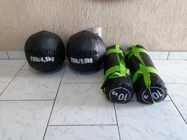 Wall ball e Power Bag