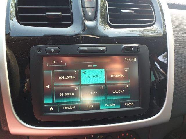 Renault Sandero 1.0 Expression 16V 2017 completo - Foto 9