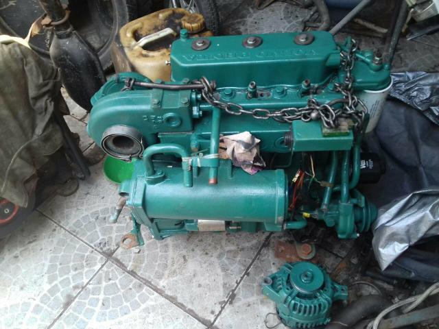 Motor maritimo diesel volvo penta - Foto 9