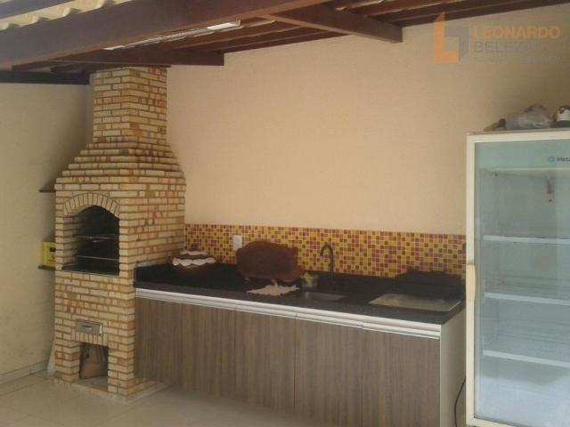 Casa residencial à venda, lagoa redonda, fortaleza. - Foto 14