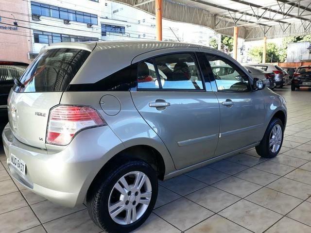 Chevrolet agile 2011/2011 1.4 mpfi ltz 8v flex 4p manual - Foto 5