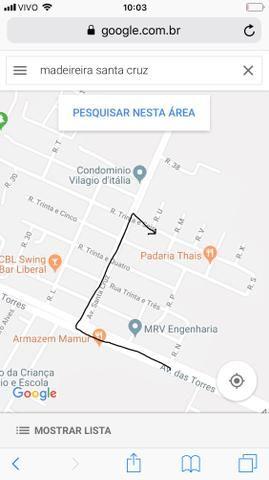 Ótimo Terreno de Esquina / Santa Cruz 2 - Foto 9