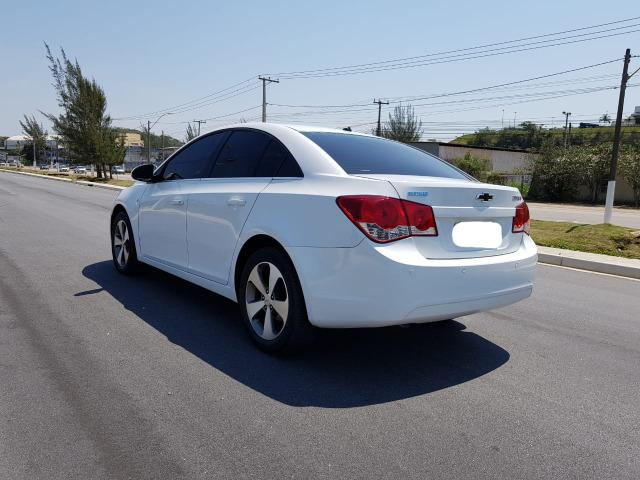 Cruze LT - Automático - Impecável - Branco - 2012 - Foto 4