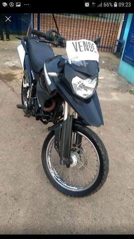 Vendo ou troco shineray discover 250 cc - Foto 4