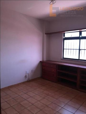 Apartamento com 3 dormitórios à venda, 115 m² - fátima - fortaleza/ce - Foto 7