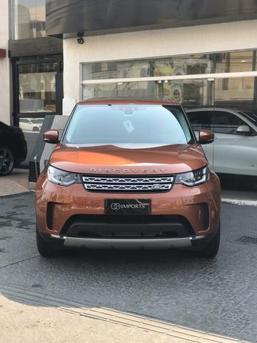 Land rover New Discovery 2017/17