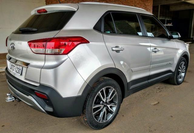 Hyundai creta pulse 1.6 flex at 18-19 - Foto 3