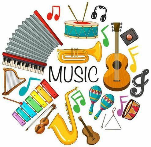 Aulas de teoria musical, Flauta doce, Flauta transversal, Sax e Clarinete