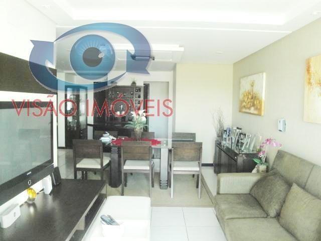 Apartamento à venda com 5 dormitórios em Jardim camburi, Vitória cod:614