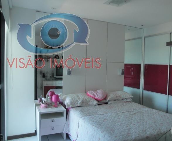Apartamento à venda com 5 dormitórios em Jardim camburi, Vitória cod:614 - Foto 16