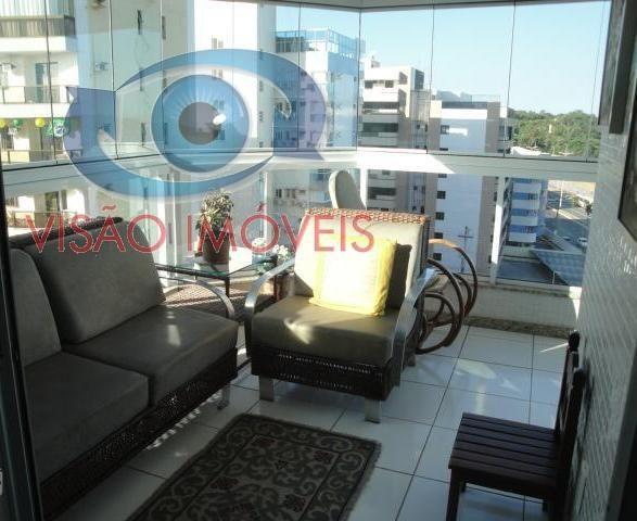 Apartamento à venda com 5 dormitórios em Jardim camburi, Vitória cod:614 - Foto 4