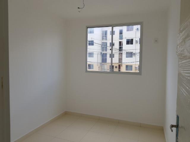 Lindo apartamento no Cd. Villa Jardim de 02 quartos, com area de lazer completa - Foto 8