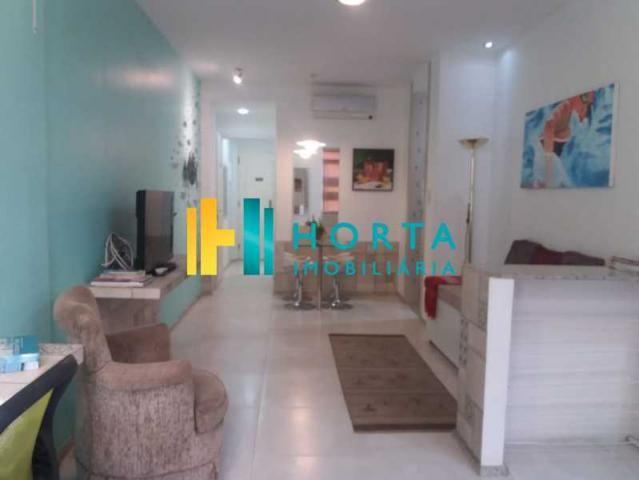 Apartamento à venda com 2 dormitórios em Copacabana, Rio de janeiro cod:CPAP20662 - Foto 2