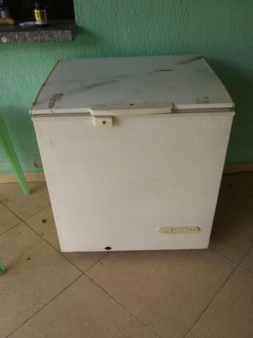 Freezer Electrolux 210 litros