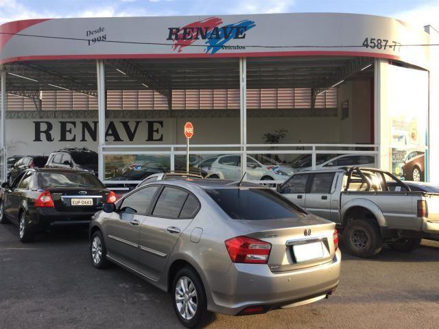 HONDA CITY 2013/2013 1.5 LX 16V FLEX 4P AUTOMÁTICO - Foto 4