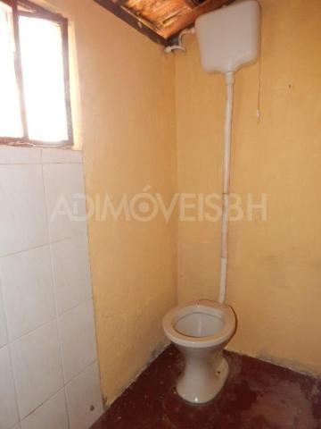Barracão para aluguel, 1 quarto, gloria - belo horizonte/mg - Foto 8
