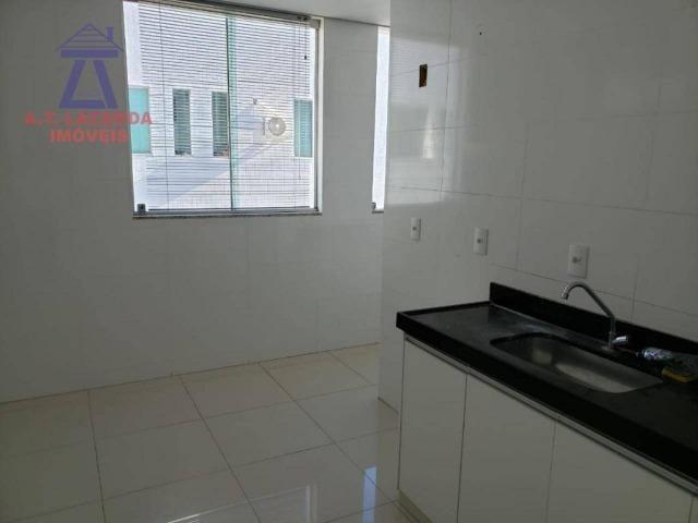 Aluga-se apartamento ótima localização - Augusta Mota - Foto 4
