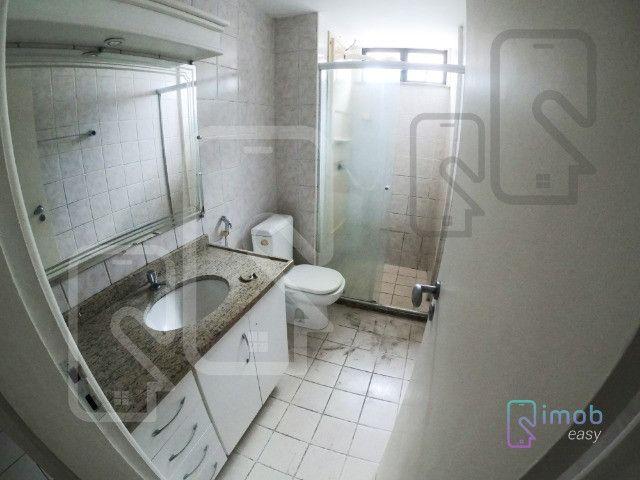 Condomínio Maria da Fé, 127m², 3 quartos sendo 1 suíte, semi-mobiliado - Foto 9