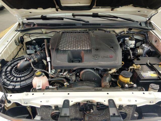 Hilux SW4 Srv Aut Diesel 7L 2012/2012 - Foto 16