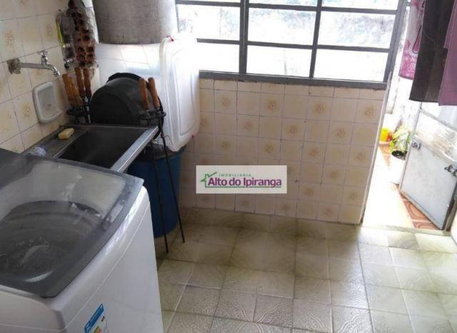 Sobrado com 5 dormitórios à venda, 125 m² Vila Dom Pedro I - São Paulo/SP - Foto 9
