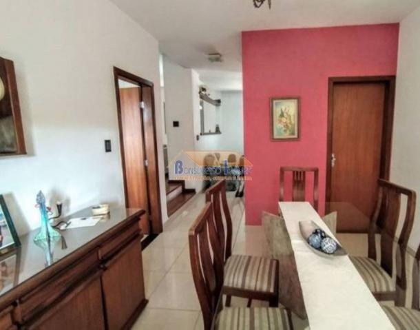 Casa à venda com 3 dormitórios em Caiçara, Belo horizonte cod:45892 - Foto 4