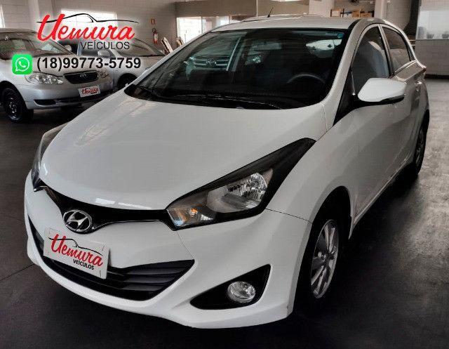 Hyundai/ HB20 1.6 - 2014/2014 - Flex - Branca - Foto 2