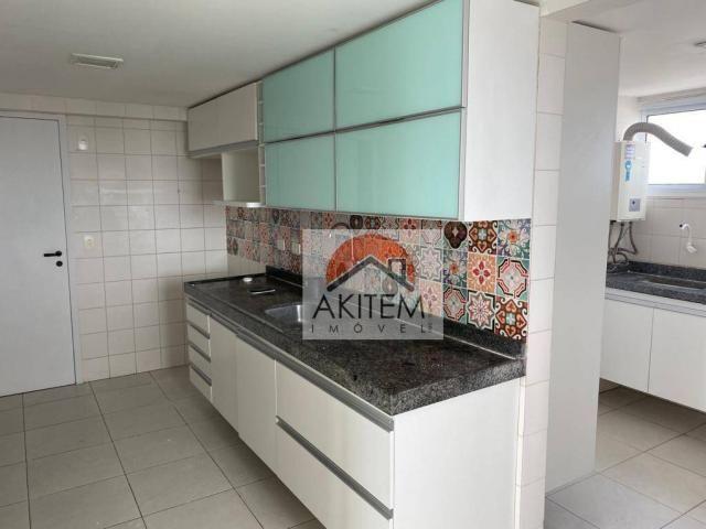 Apartamento com 03 suítes Beira Mar de Olinda - Foto 4