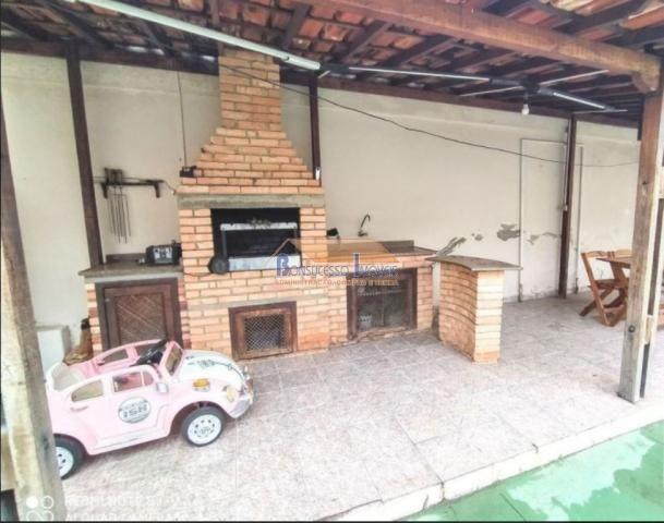 Casa à venda com 3 dormitórios em Caiçara, Belo horizonte cod:45894 - Foto 13