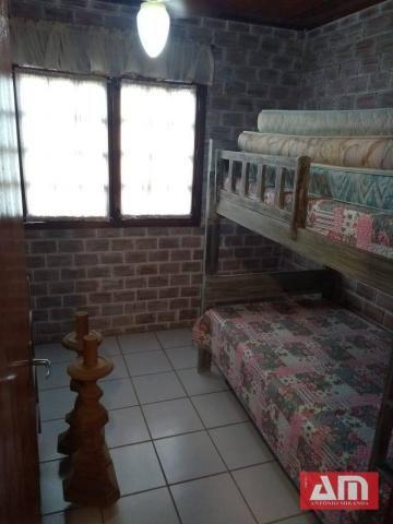 Casa com dois pavimentos, 273 m² em um excelente Condomínio. - Foto 6